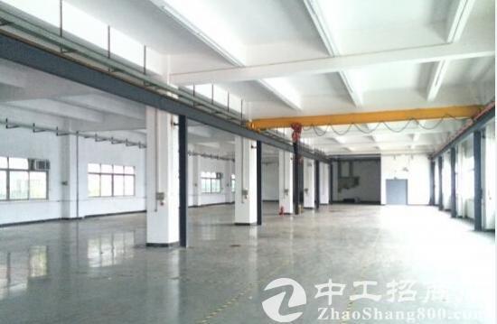 广瑞路边天鹏附近2楼1500平米出租,层高9米