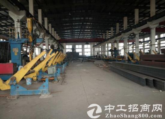 出售南京边界新建高标准厂房 125000平钢结构