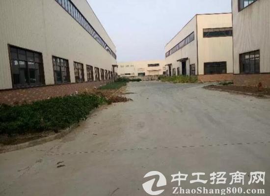 汊河开发区单层厂房2000平方起出租