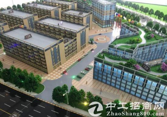 6米挑高一楼1600平可按揭的标准厂房出售