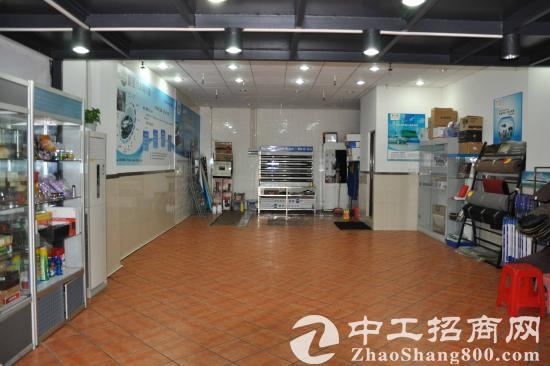 寨桥工业区带行车厂房出租850平米(水电气齐全)