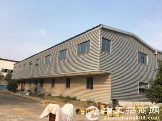 博望附近 江宁钢结构厂房7600平出租