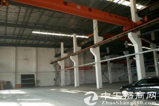 溧水单层厂房 4680平米带行车厂房出租