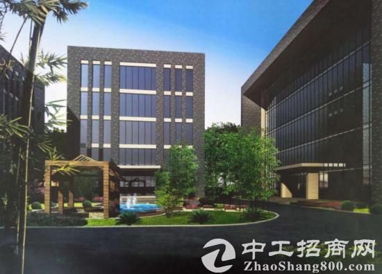 104地块高品质全新多层厂房办公生产研发一体环境好带电梯