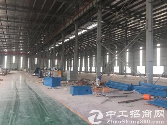 和县经济开发区出租2栋钢构厂房 共14600平-图2