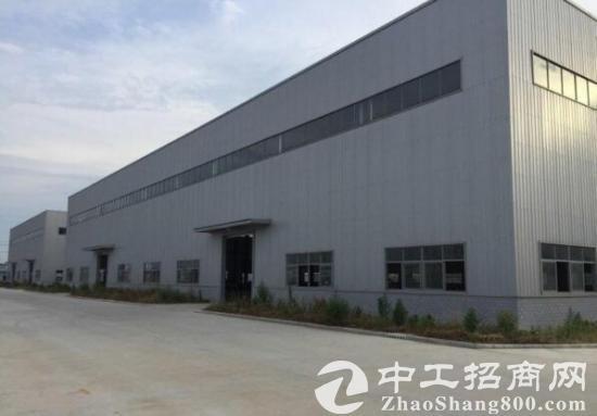 南京附近 独门独院钢结构厂房3000平出租