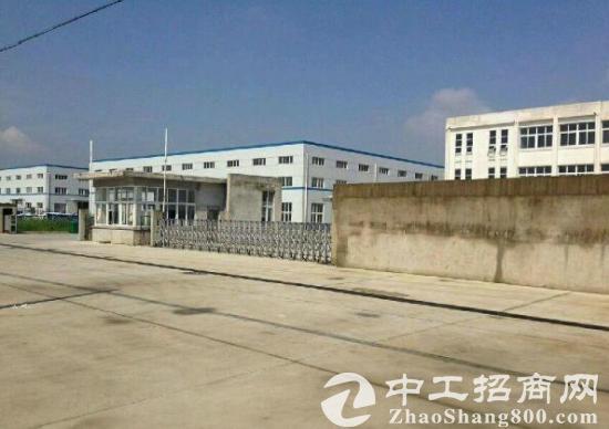 宁杭高速宜兴丁山出口处 50000平厂房出租