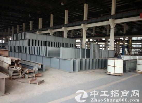 出租宜兴全新钢结构厂房1400平