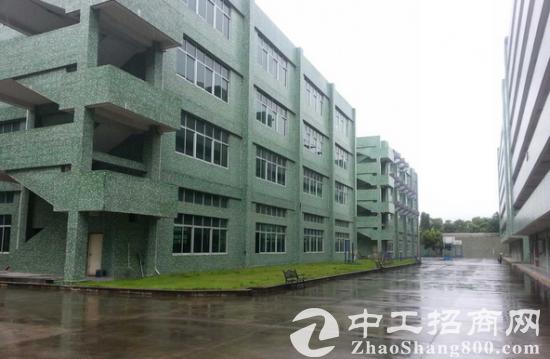石碣标准一楼1100平米厂房带装修招租