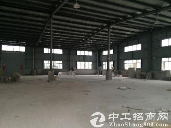 出租独门独院厂房 共3栋钢结构厂房约5000平-图2