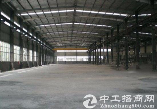 大型工业园 钢结构厂房出租