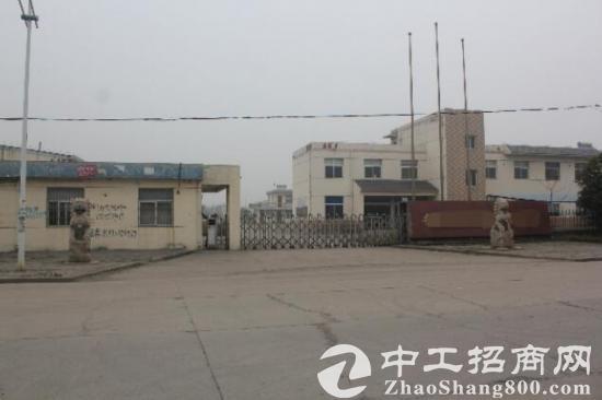 独门独院钢混结构标准化厂房5000平出售