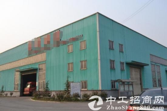 和县三栋钢结构厂房20000平方米出售