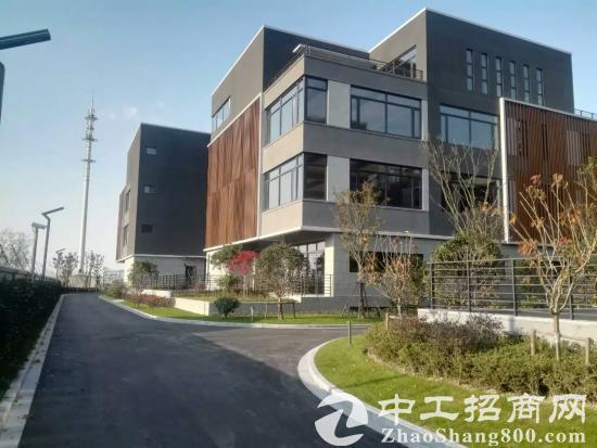 九亭1200平独栋高品质厂房/104板块自带商务配套大房东直招