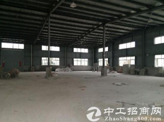 出售和县经济开发区钢结构厂房5000