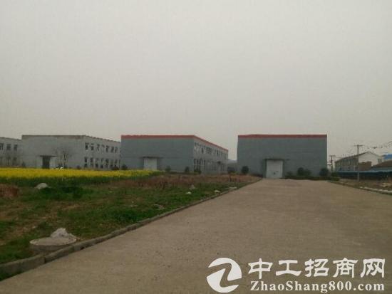 和县经济开发区出售三栋框架结构厂房 共7710平