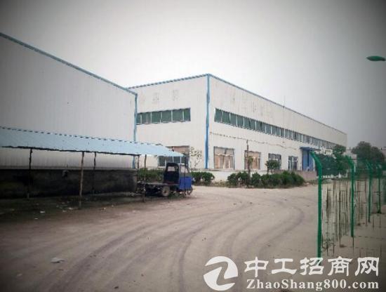出租2栋钢结构厂房 4500平方米