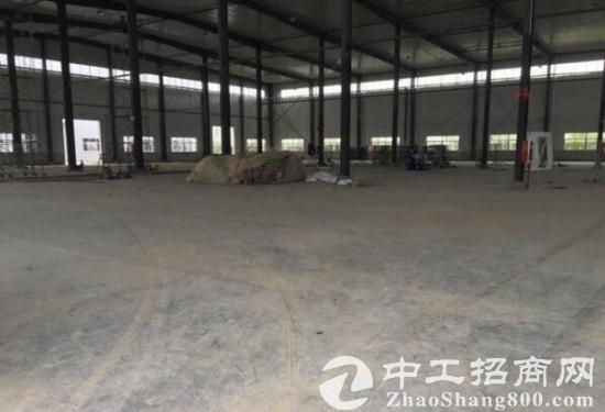 湖熟出租钢结构厂房1楼6千平米 高7米