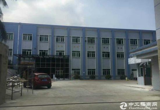 常平司马推出1000平方米带停车厂厂房招租