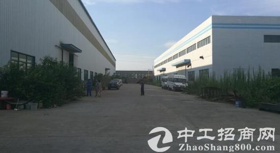 和县裕溪河路与插花山路附近4000平厂房出售