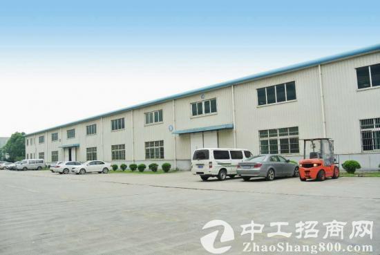松江泗泾,1300平,单层厂房出租,可环坪,产证齐全