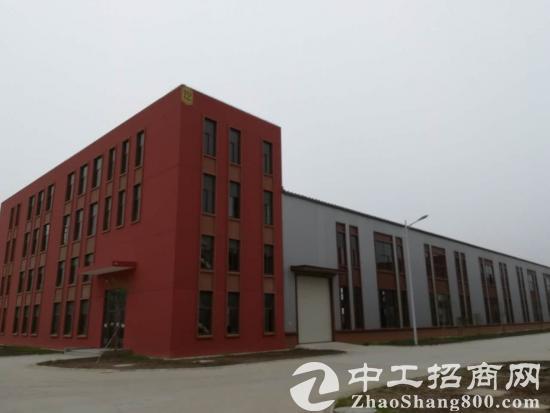 7.5米层高独栋厂房,可隔层,可办产证