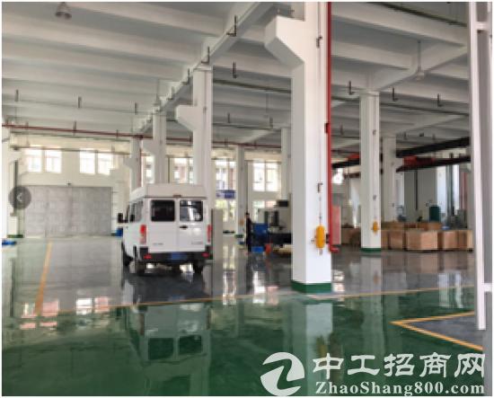 分租楼上单层厂房2200平方 层高4.5米-图3