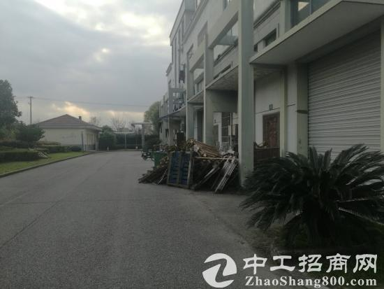 联排独栋小面积绿证研发办公生产厂房出售 高速1公里