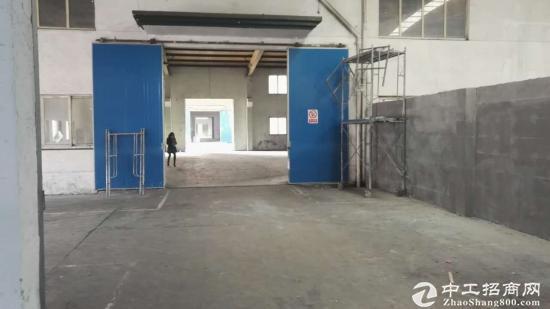 标准厂房层高7米600方1.5元大车方便