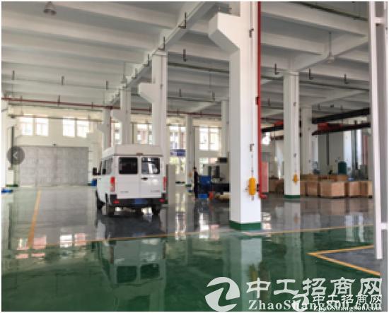 湖熟工业集中区2600平米单层厂房出租