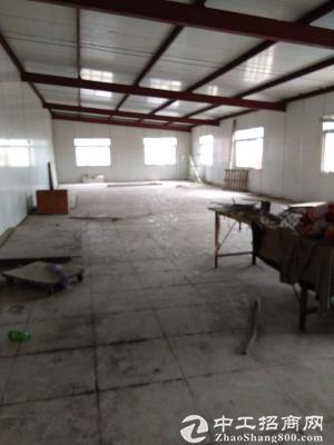 嘉定区沪宜公路1400平米标准厂房出租-图2