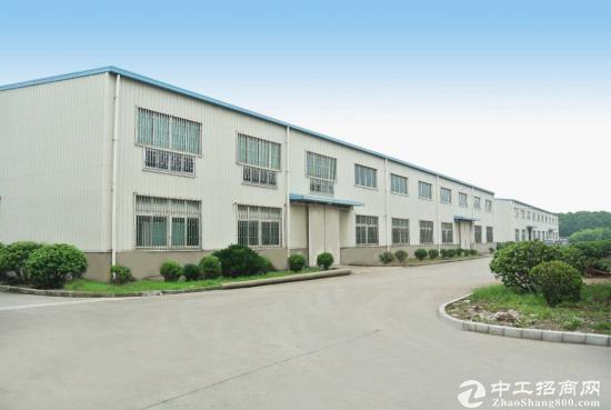 松江智能科创园单层厂房 1300平起 可架行车证件齐全