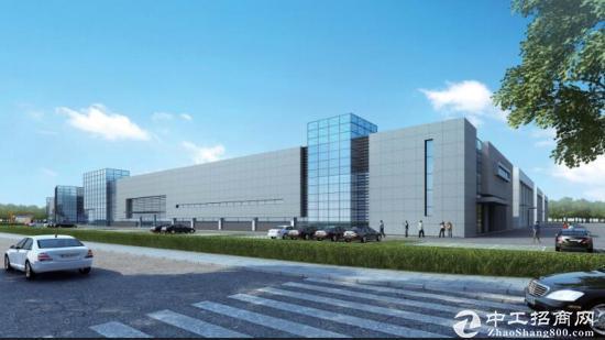 南京溧水智能制造产业园 独栋钢结构厂房出租