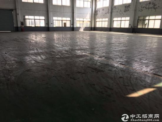 嘉定安亭单一层仓库出租900平米价格便宜