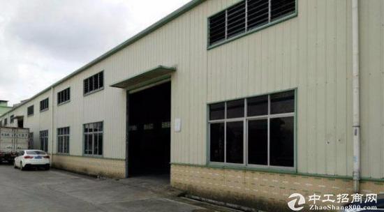 石湾单一层1200方厂房出租,电大,带隔热层
