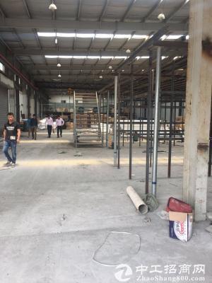方泰国际五金城4000平单层仓库出租