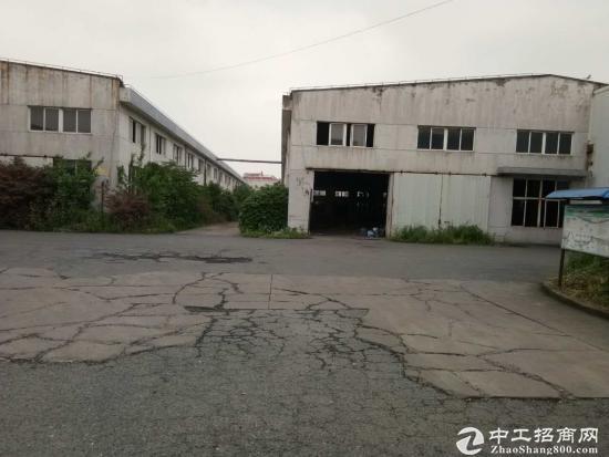 嘉定菊园104地块2300平方米厂房出租