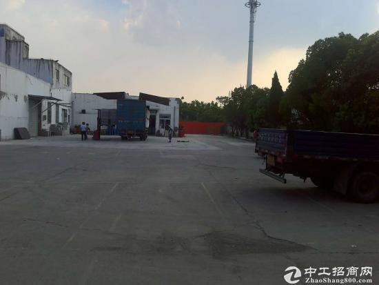 嘉定安亭汽车产业园17000平独院出租场地超级大