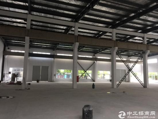 华亭镇600平米钢棚小厂房出租价格便宜-图2