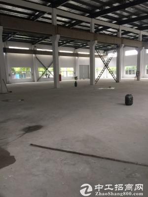 华亭镇600平米钢棚小厂房出租价格便宜-图3