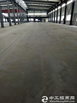 出租青浦16000平方标准双层厂房