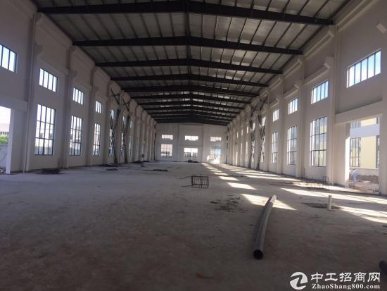 青浦工业园14000平方独门独院标准厂房