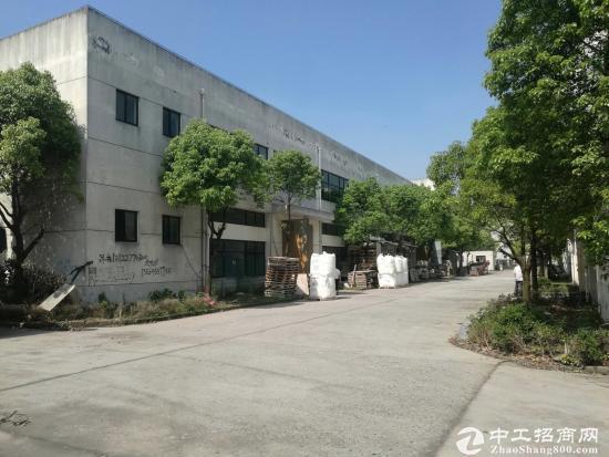 青浦练塘90000平全新厂房出租不分组企业总部可做