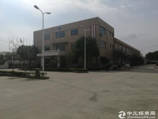 青浦朱家角独门独院占地22亩104板块厂房诚意出售