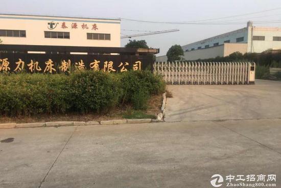 安徽省滁州市来安县经济开发区安徽源力机械制造有限公司厂房