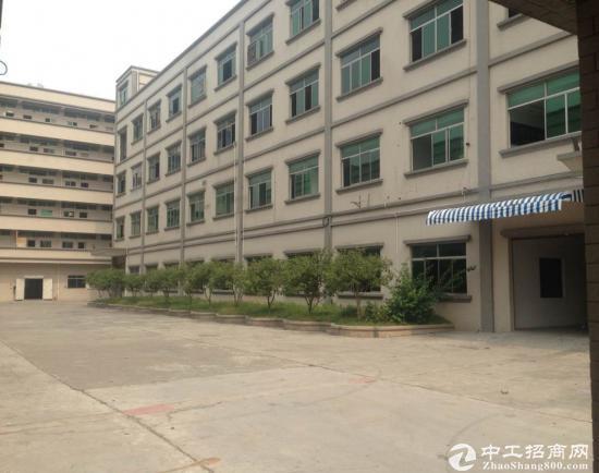 东莞沿江高速出口11000平米国有证厂房低价出售