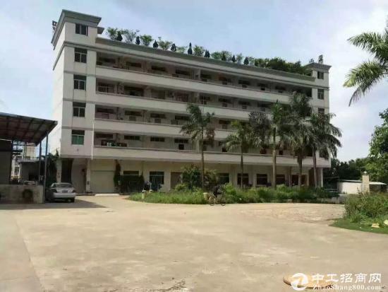 东莞虎门镇高速出口23000国有证厂房出售