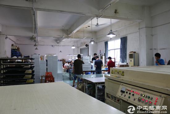 龙岗爱联四楼带电梯厂房精装修600平米诚意招租-图3