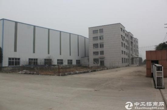 新建钢结构厂房19000平+办公楼5500平方-图2