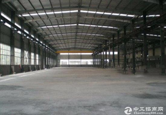 和县经济开发区出租2582平钢结构厂房